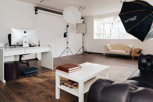 Photo Studio in Peterborough city centre