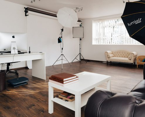 Photo Studio in Peterborough city centre