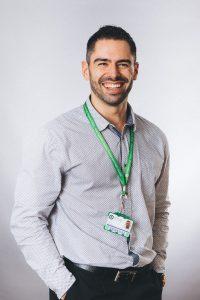 school teacher portrait