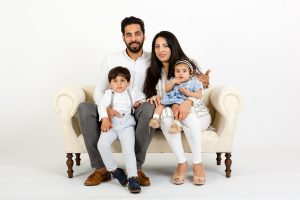 family photoshoot studio peterborough