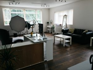photo studio Peterborough