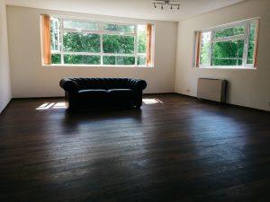 floor nearly ready
